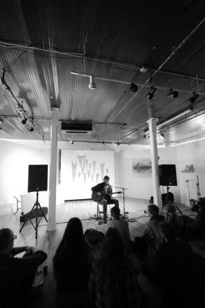 Peter Webb - Live at Mammal Gallery