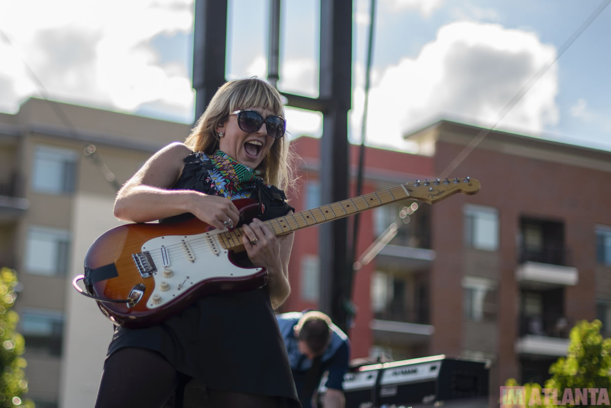 The Joy Formidable - Live at Wrecking Ball ATL 2016