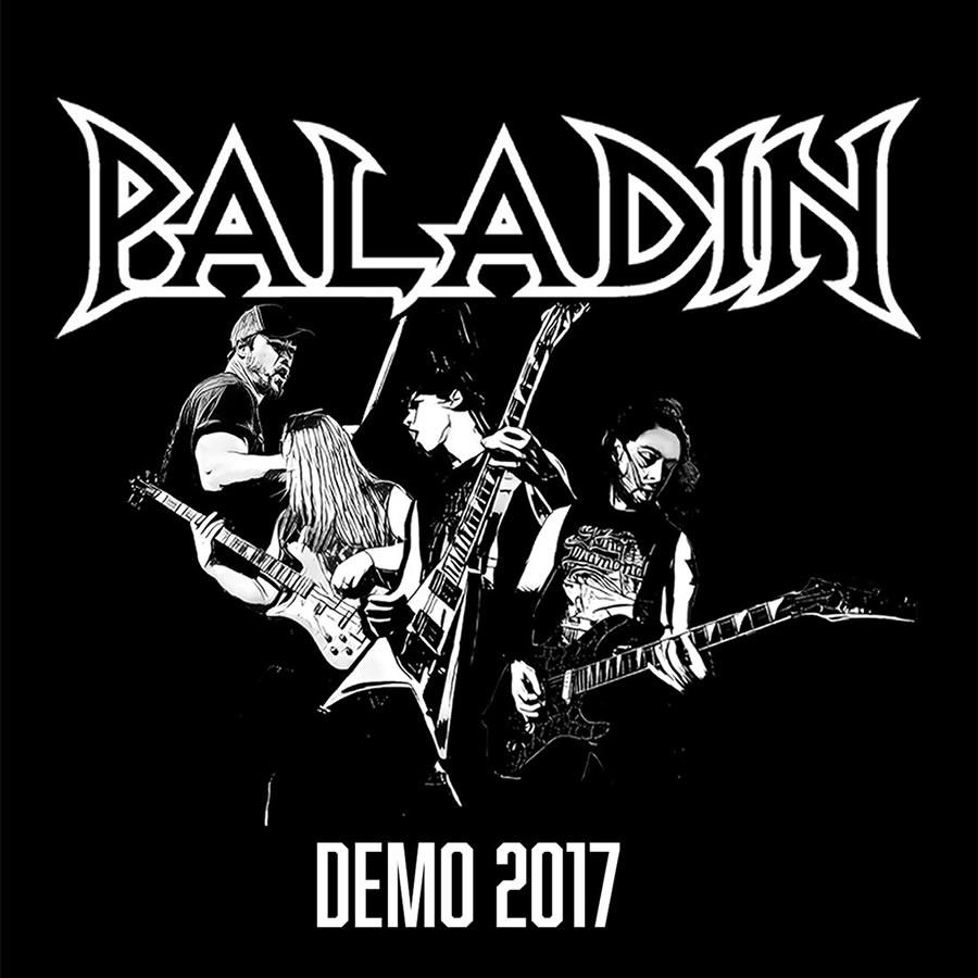 Paladin - Demo 2017