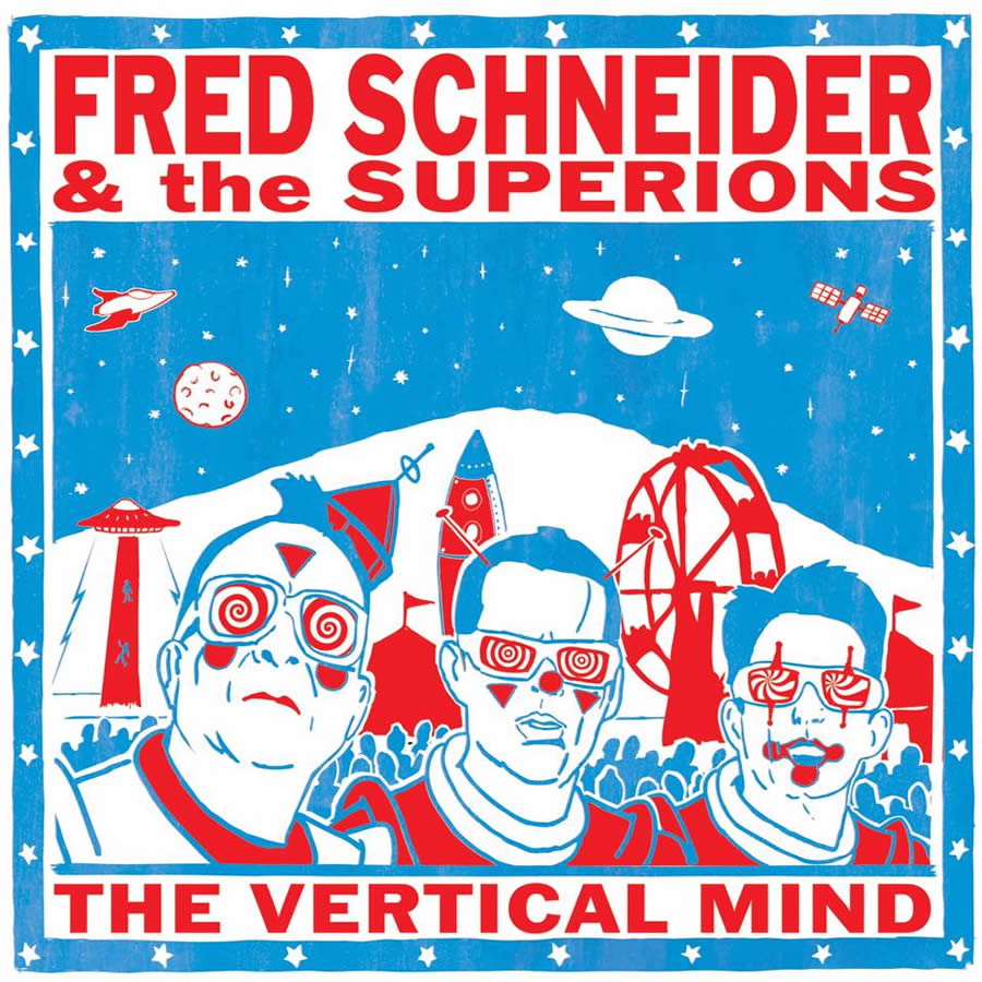 Fred Schneider - The Vertical Mind