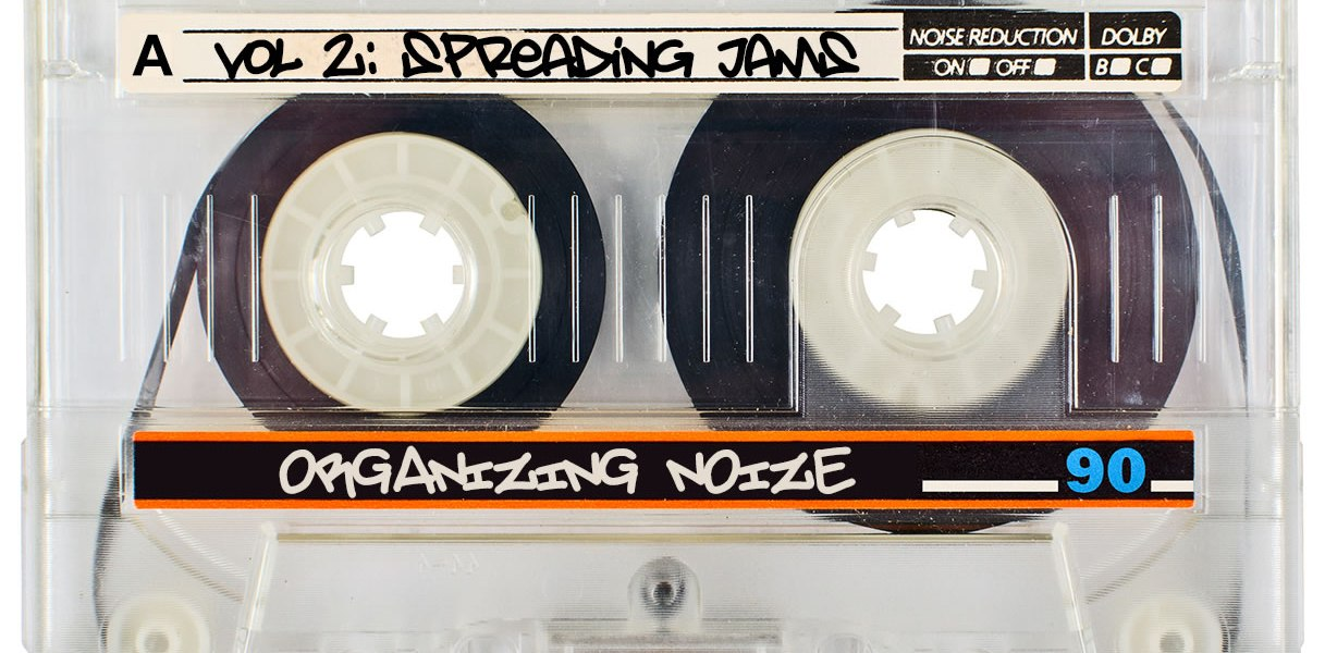Organizing Noize Vol. 2