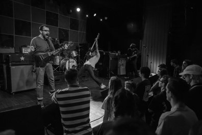 Slow Fire Pistol at the Masquerade 9.25.17