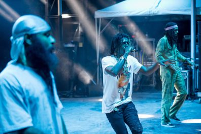 Flatbush Zombies - Live at AFROPUNK Atlanta