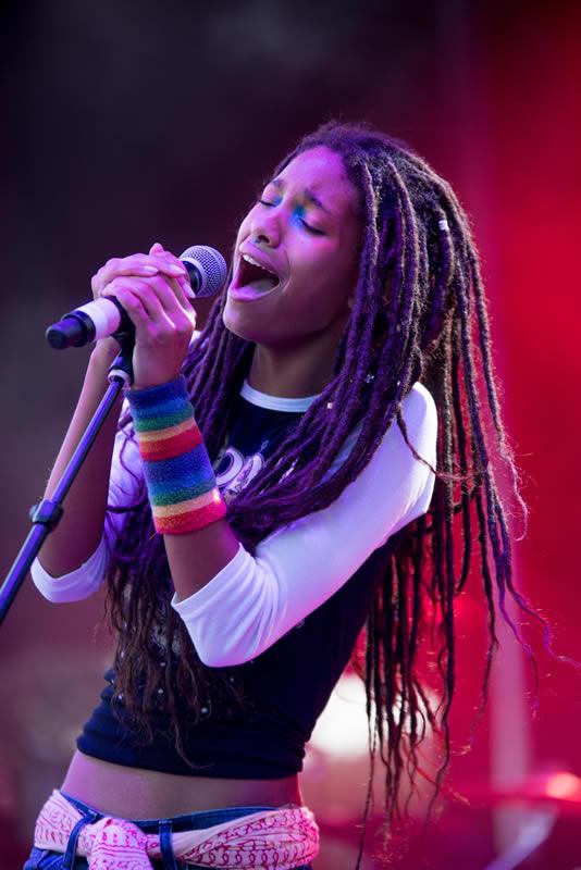 Willow Smith - Live at AFROPUNK Atlanta
