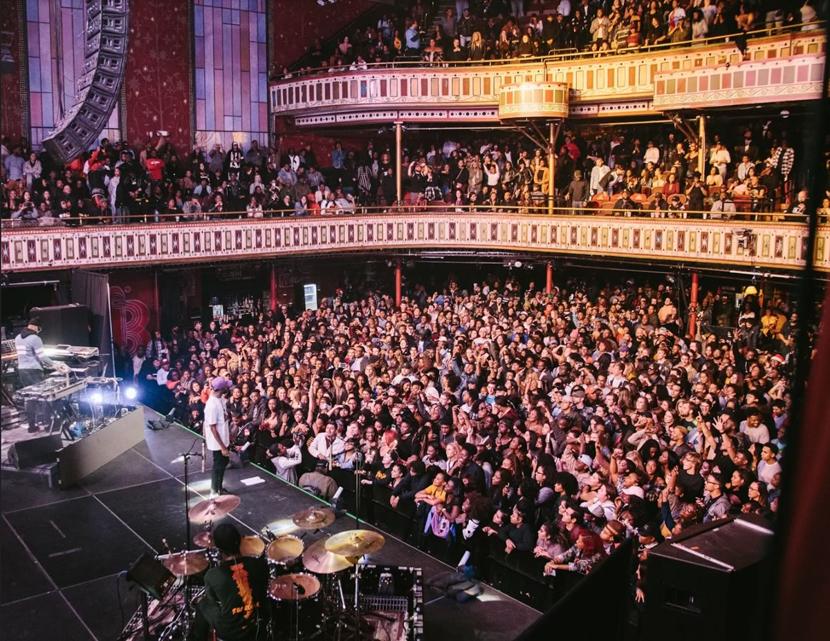 6LACK at the Tabernacle