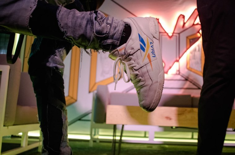 645eb7c1270 LVRN and FRKO RICO Unveil Collaboration with Reebok Classic and Foot ...