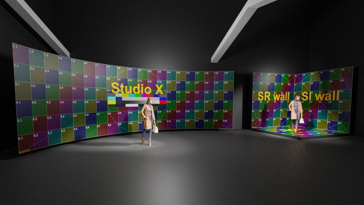 Live event technical production services visualisation from Immersive AV