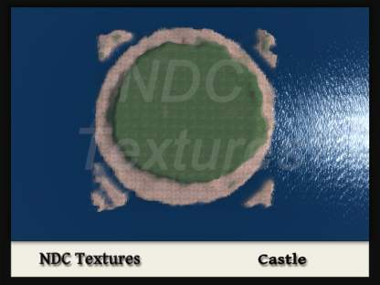 Castle Terrain File by NDC Textures