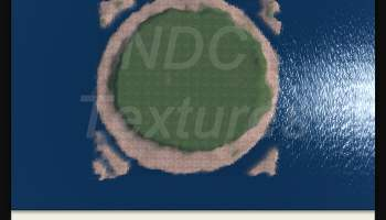 Green Isles Terrain File by NDC Textures - Immersive Digital
