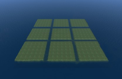 Grid Terrain File by NDC Textures