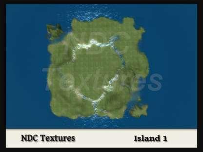 Islands 1 Terrain File