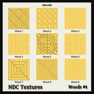 [NDC] Woods #4 Contact Sheet