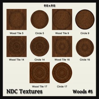 Woods #5 Texture Pack by NDC Textures