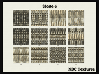 Stone 6 Texture Pack by NDC Textures