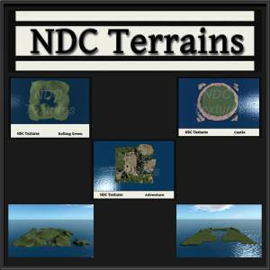 [NDC] Terrain files from Immersive Digital