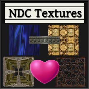 NDC Textures from Immersive Digital