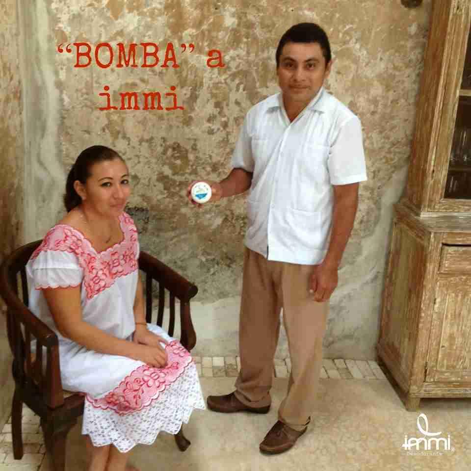 En este momento estás viendo Bomba a Immi