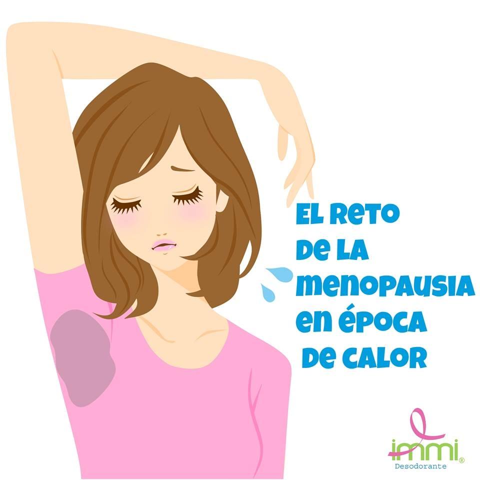 En este momento estás viendo El reto de la menopausia en época de calor