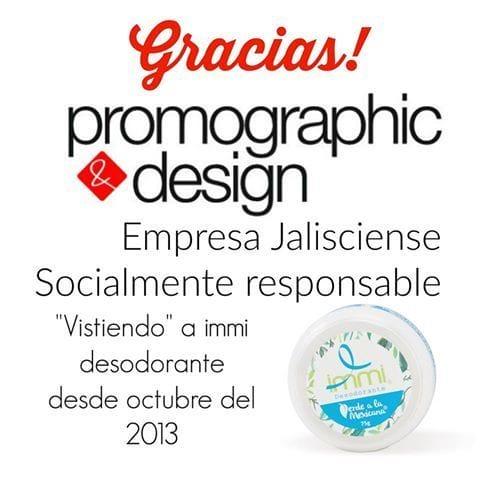Lee más sobre el artículo Promographic & Design empresa socialmente responsable