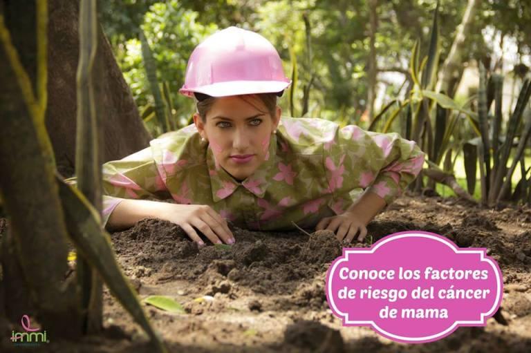 Lee más sobre el artículo Factores de riesgo para contraer cáncer de mama