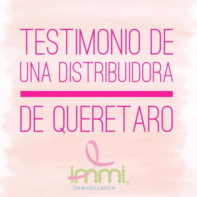 Lee más sobre el artículo Testimonio de una distribuidora de Querétaro