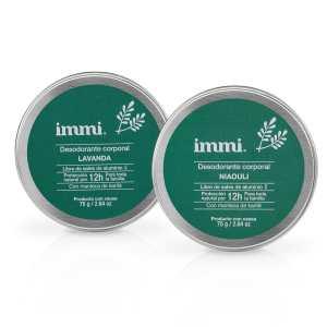 Desodorante corporal (tarro 75 g)