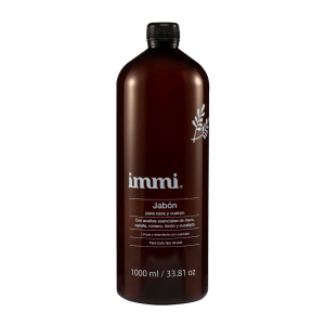 Jabón para cara y cuerpo 1000 ml