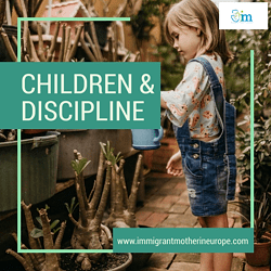 Discipline & Children In The Home