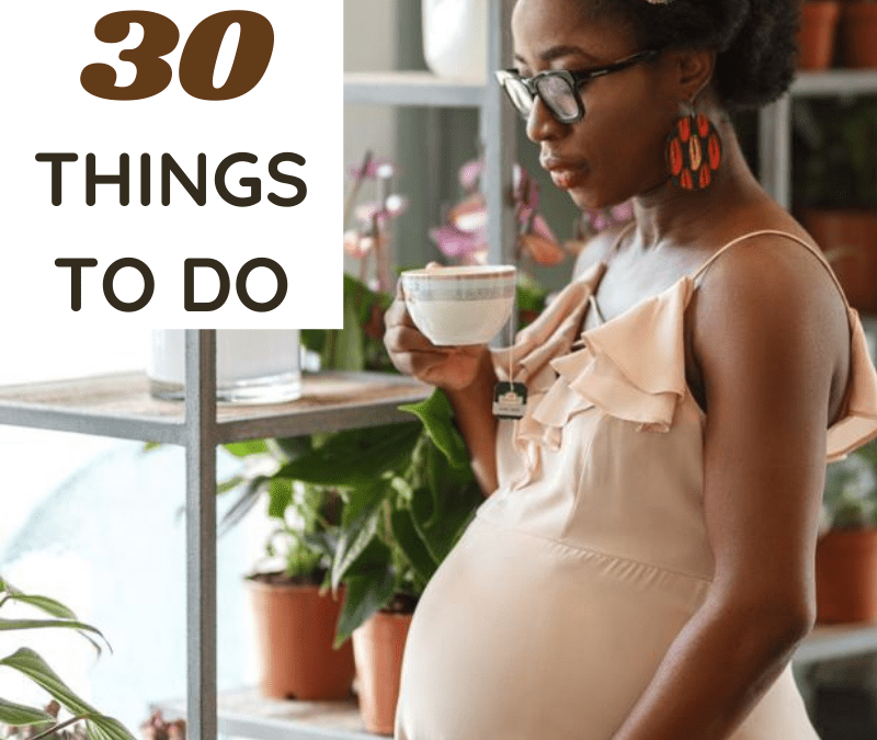 Third Trimester Checklist – Ultimate List of 30 Things To Do