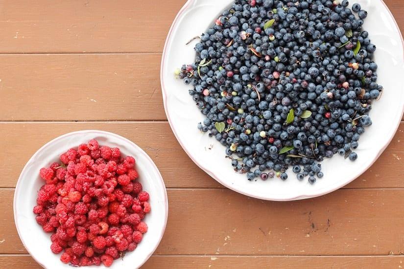 wild berry galette 1