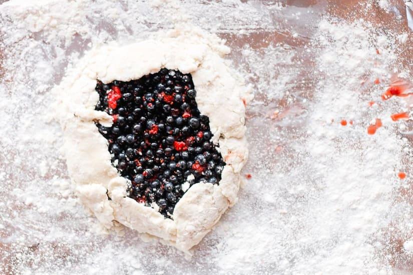 wild berry galette 7