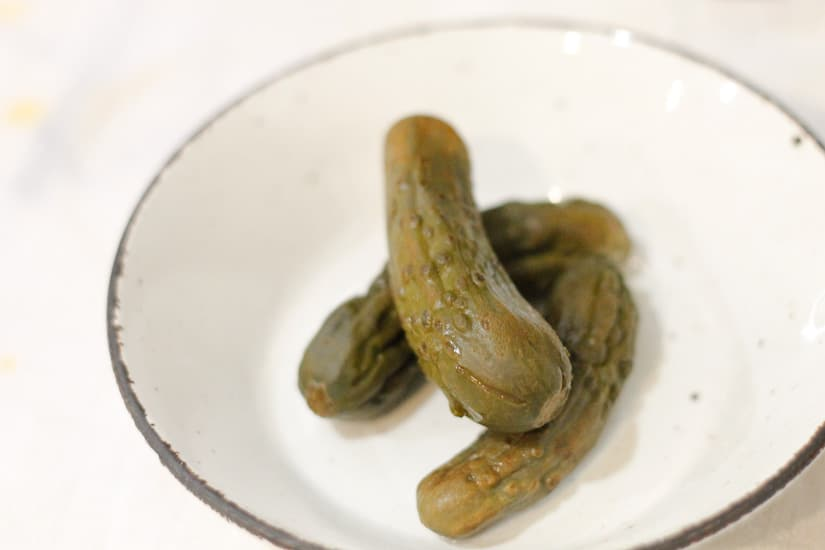 Spicy garlic dill pickles 19