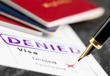 Visa Refusal reasons for Canada