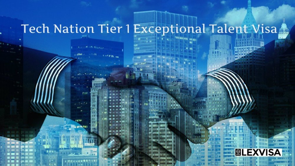 Tier 1 Exceptional Talent Tech Nation Visa