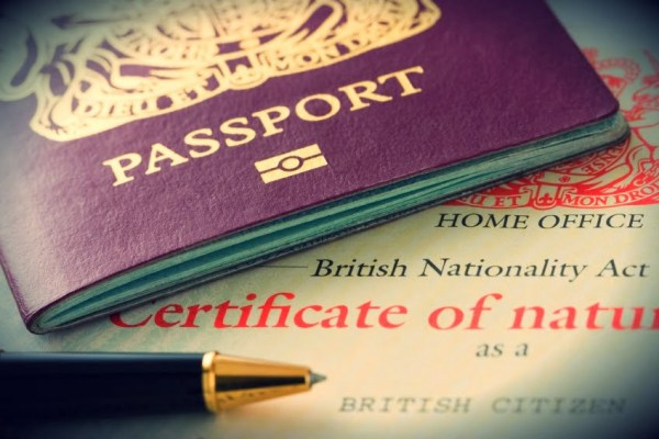 British Nationality Applications