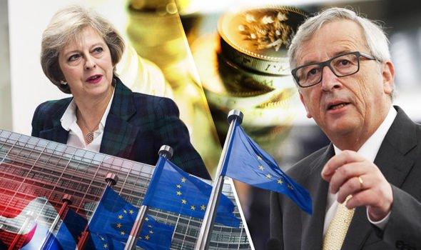 Brexit Divorce Bill Business Visa