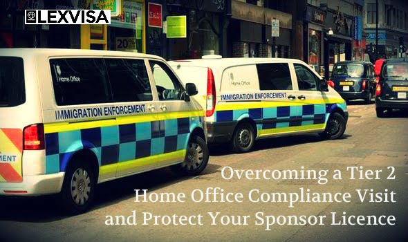 Tier 2 Home Office Compliance Visit