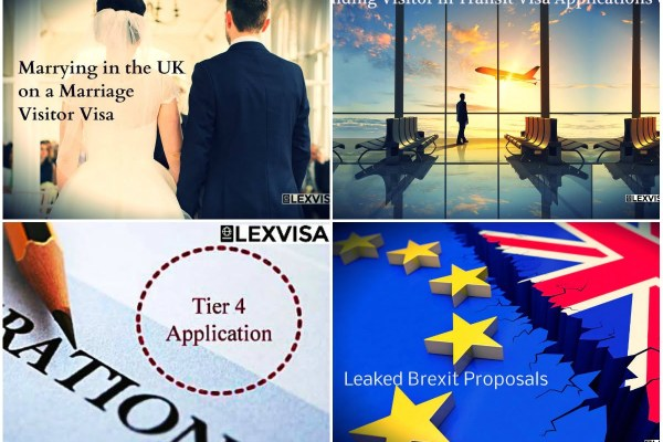 LEXVISA Weekly Immigration Update 8 September 2017