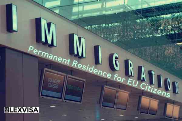 Permanent Residence for EU Citizens