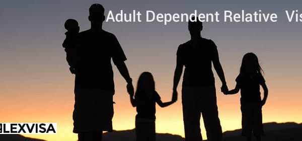 Adult Dependent Relative Visa