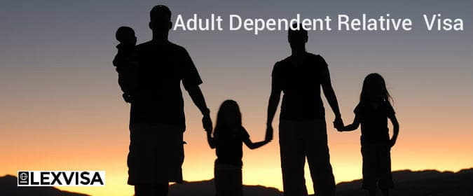 Adult Dependent Relative Visa