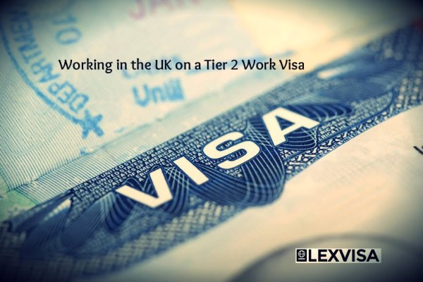 Tier 2 Work Visa