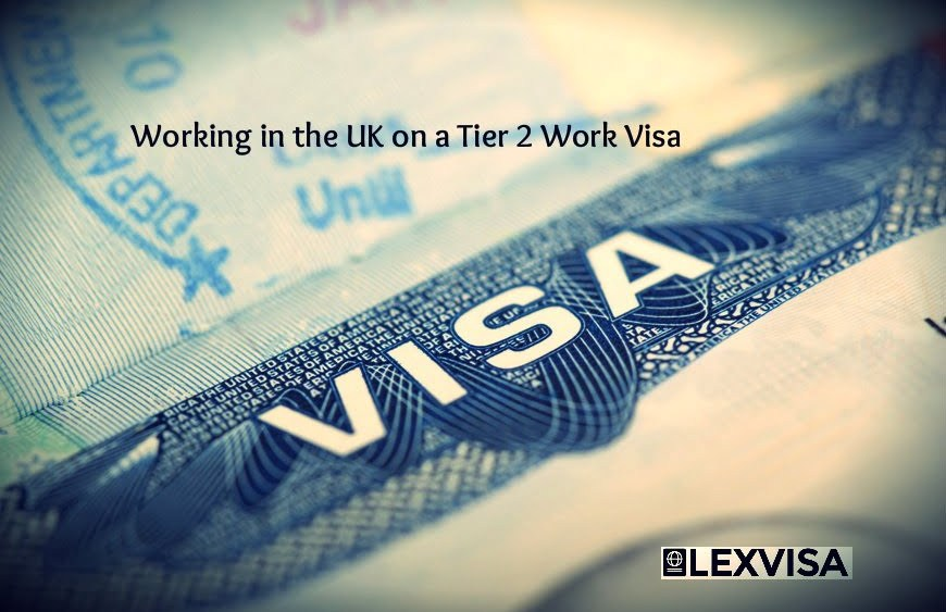 Tier 2 Work Visa