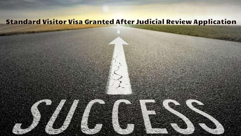 Visitor Visa Application
