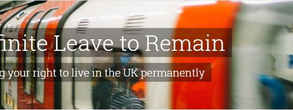 UK Indefinite Leave to Remain