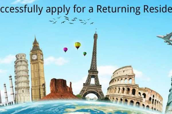 Returning Resident Visa