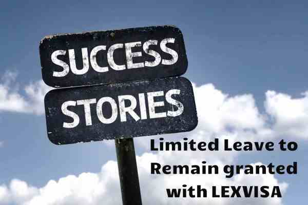 Limited Leave to Remain