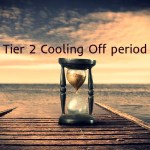 What is the Tier 2 Cooling Off period?