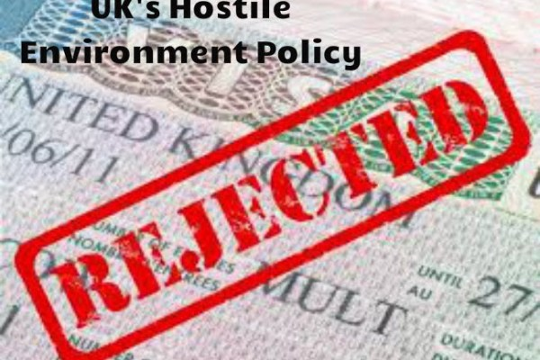 In the news: Student Visitor latest to fall victim to UK's Hostile Environment Policy