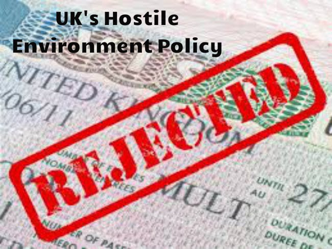 Hostile Environment Policy